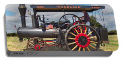 Peerless Steam Traction Engine Portable Battery Charger