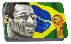 Pele Portable Battery Charger by Cory Still
