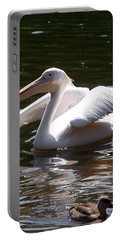 Pelican And Friend Portable Battery Charger