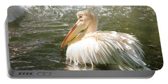 Pelican Bath Time Portable Battery Charger