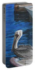 Pelican On A Boat Portable Battery Charger