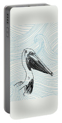 Pelican On Waves Portable Battery Charger
