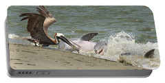 Pelican Steals The Fish Portable Battery Charger