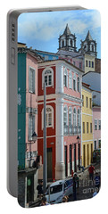 Pelourinho - The Heart Of Salvador Brazil Portable Battery Charger
