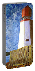 Pendlebury Lighthouse Portable Battery Charger
