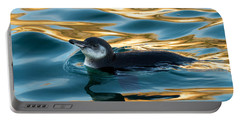 Penguin Watercolor 2 Portable Battery Charger