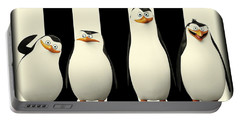 Penguins Of Madagascar Portable Battery Charger