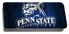 Penn State Barn Door Portable Battery Charger