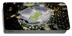 Penn State Whiteout Portable Battery Charger