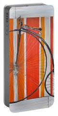 Penny-farthing Portable Battery Charger