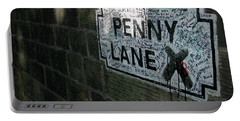 Penny Lane Portable Battery Charger by Jonah  Anderson