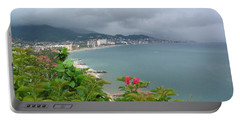 Penthouse View - Puerto Vallarta Portable Battery Charger