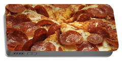 Pepperoni Pizza 1 Portable Battery Charger