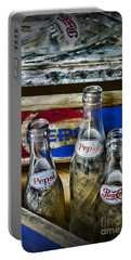 Pepsi Bottles And Crates Portable Battery Charger