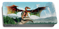 Perched Dragon Portable Battery Charger
