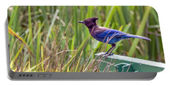 Perching Jay Portable Battery Charger