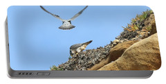 Peregrine Falcons - 2 Portable Battery Charger