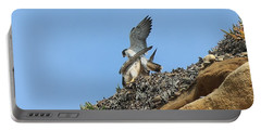 Peregrine Falcons - 5 Portable Battery Charger