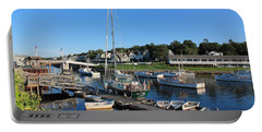 Perkins Cove Ogunquit Maine 2 Portable Battery Charger