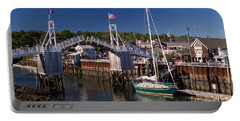 Perkins Cove Ogunquit Maine Portable Battery Charger