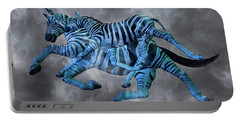 Mare Mixed Media Portable Battery Chargers