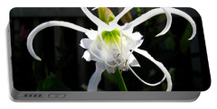 Peruvian Daffodil Named Advance Portable Battery Charger
