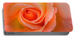 Petals Of Peach Portable Battery Charger