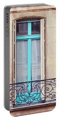 Petit - Parisian Balcony  Portable Battery Charger