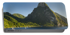 Petite Piton - St Lucia Portable Battery Charger