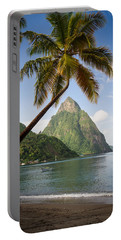 Petite Piton Soufriere Portable Battery Charger