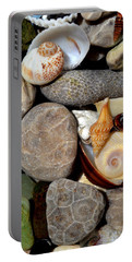 Petoskey Stones Ll Portable Battery Charger