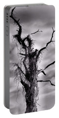 Petrified Tree Portable Battery Charger