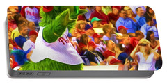 Phanatic In Action Portable Battery Charger