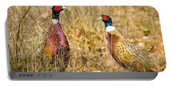 Pheasant Friends Portable Battery Charger