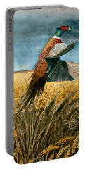 Pheasant Rising Portable Battery Charger