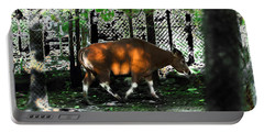 Phenomena Of Banteng Walk Portable Battery Charger