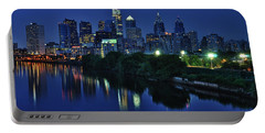 Philly Skyline Portable Battery Charger