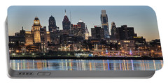Philly Sunset Portable Battery Charger