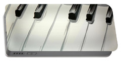 Piano Keys Portable Battery Charger