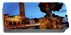 Piazza Della Bocca Della Verita' Portable Battery Charger