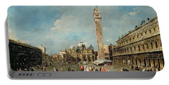 Piazza San Marco, Venice Portable Battery Charger