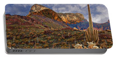 Picacho Peak Portable Battery Charger