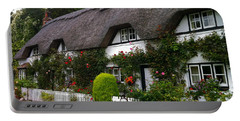 Picturesque Cottage Portable Battery Charger