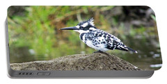 Pied Kingfisher Portable Battery Charger