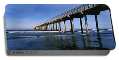 Pier In The Pacific Ocean, Scripps Portable Battery Charger