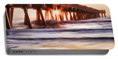 Pier Sunrise Too Portable Battery Charger