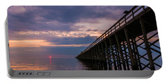 Pier To The Horizon Portable Battery Charger