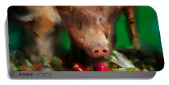 Pigs Portable Battery Charger