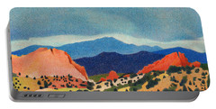 Garden Of The Gods Pikes Peak Portable Battery Charger