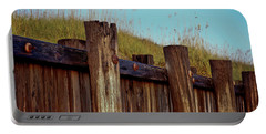 Pilings Folly Beach Sc Portable Battery Charger